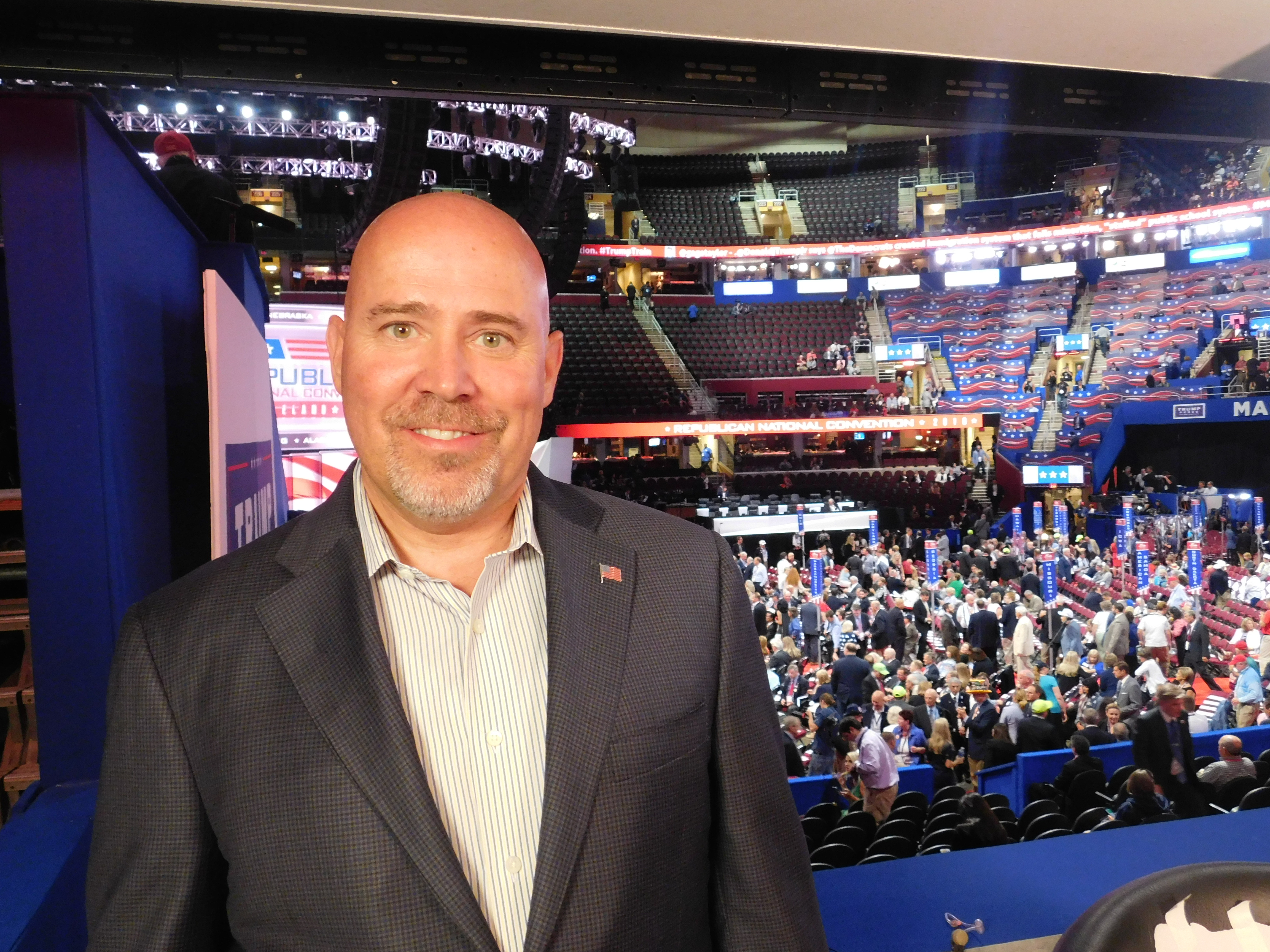 PolitickerNJ caught up with Congressman MacArthur at the 2016 RNC.