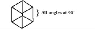 All angles at 90 degrees.
