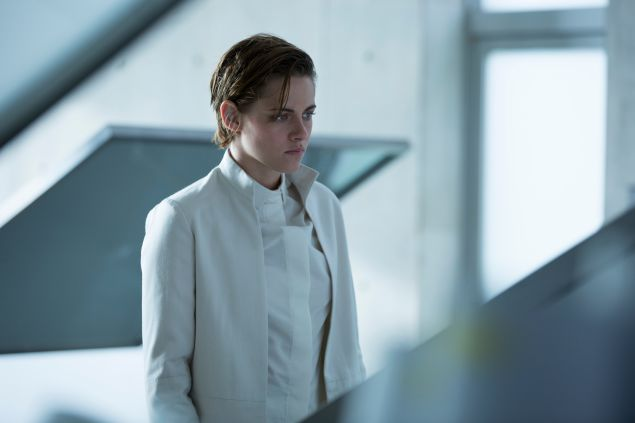 Kristin Stewart in Equals.