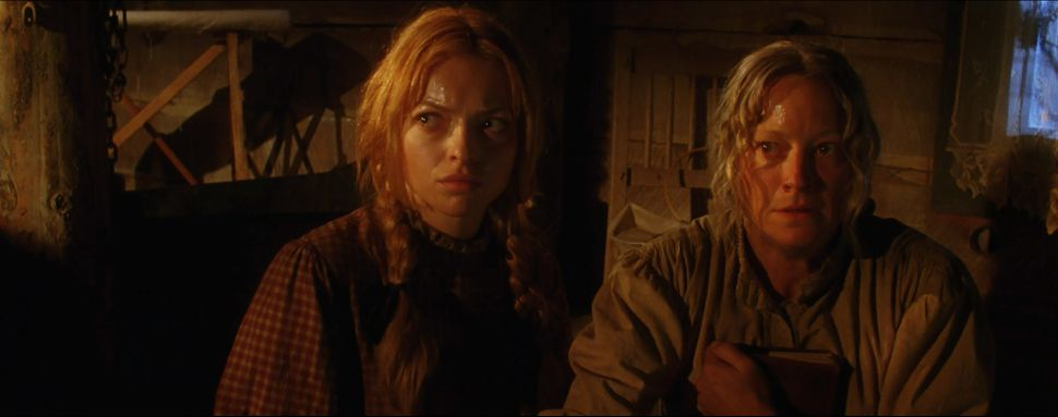 Francesca Eastwood in Outlaws and Angels