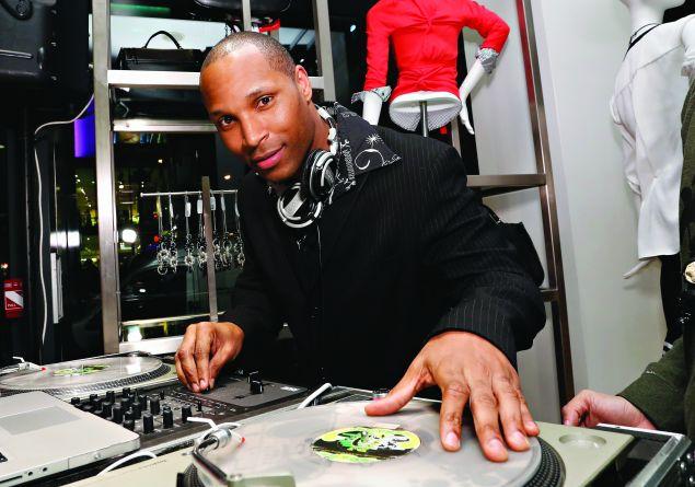 DJ Suga Ray.