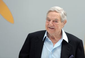 Gregory is the son of billionaire financier George Soros.