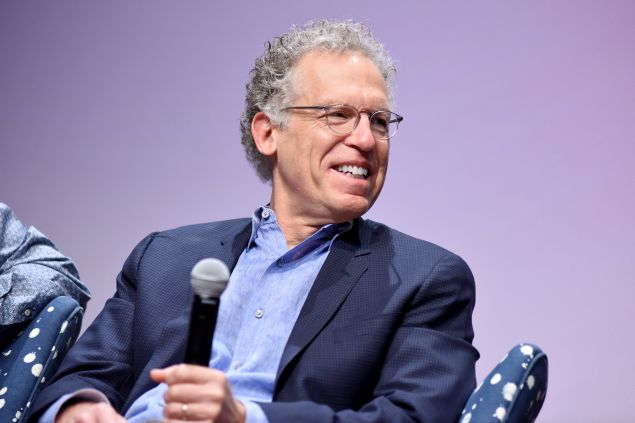 'Lost' show runner Carlton Cuse is staying on the island, of Manhattan, anyway.