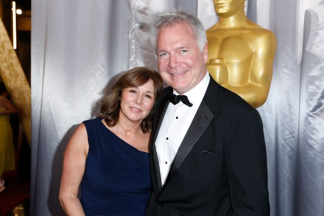 IFC Films president Jonathan Sehring and his wife Louise just bought an UWS abode.