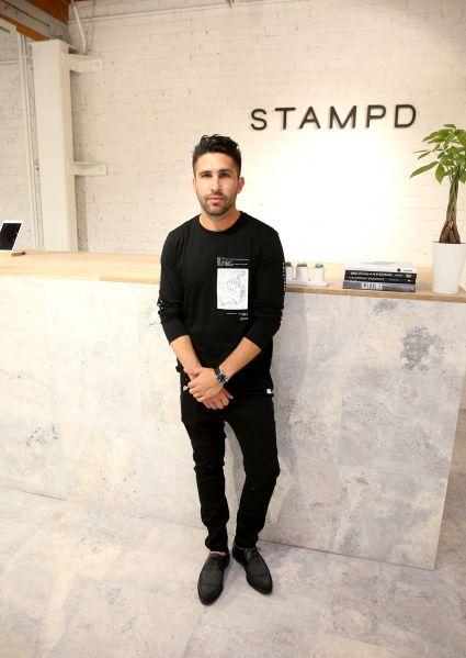 Chris Stamp