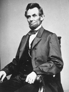 Biographer Richard Brookhiser has previously profiled Abraham Lincoln.
