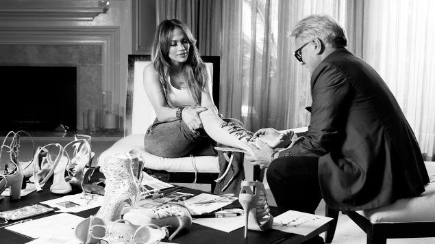 J. Lo and Giuseppe