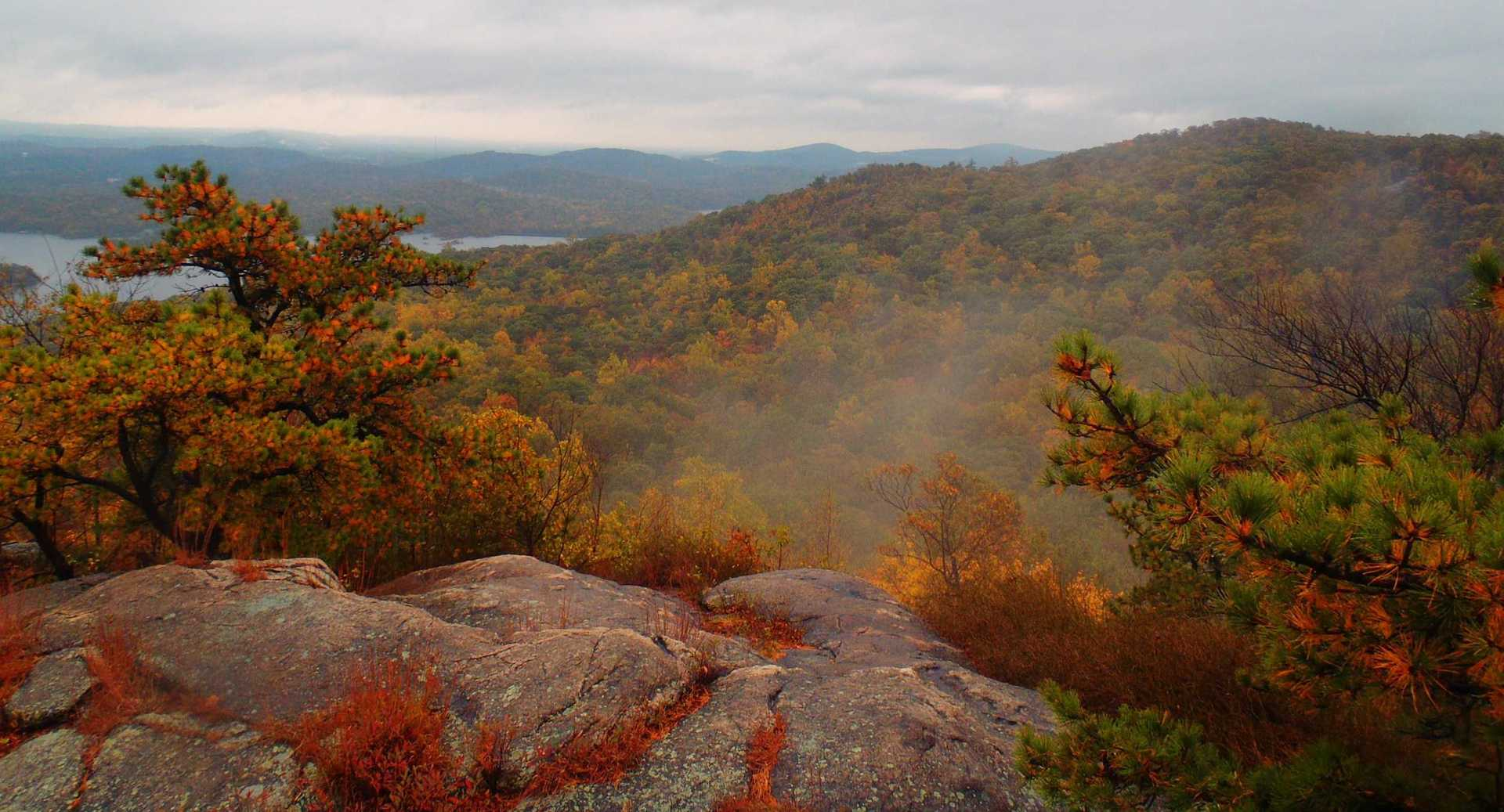 Devil's Path in the Catskill Mountains