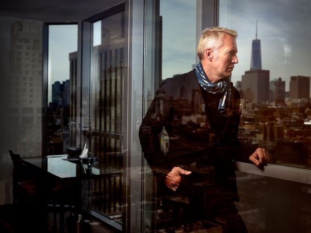 Herbert Ypma: Photo: Rick Wenner