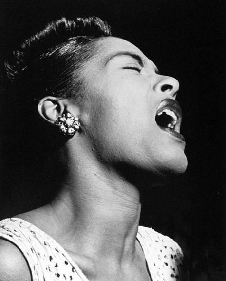 Billie Holiday, c.1947