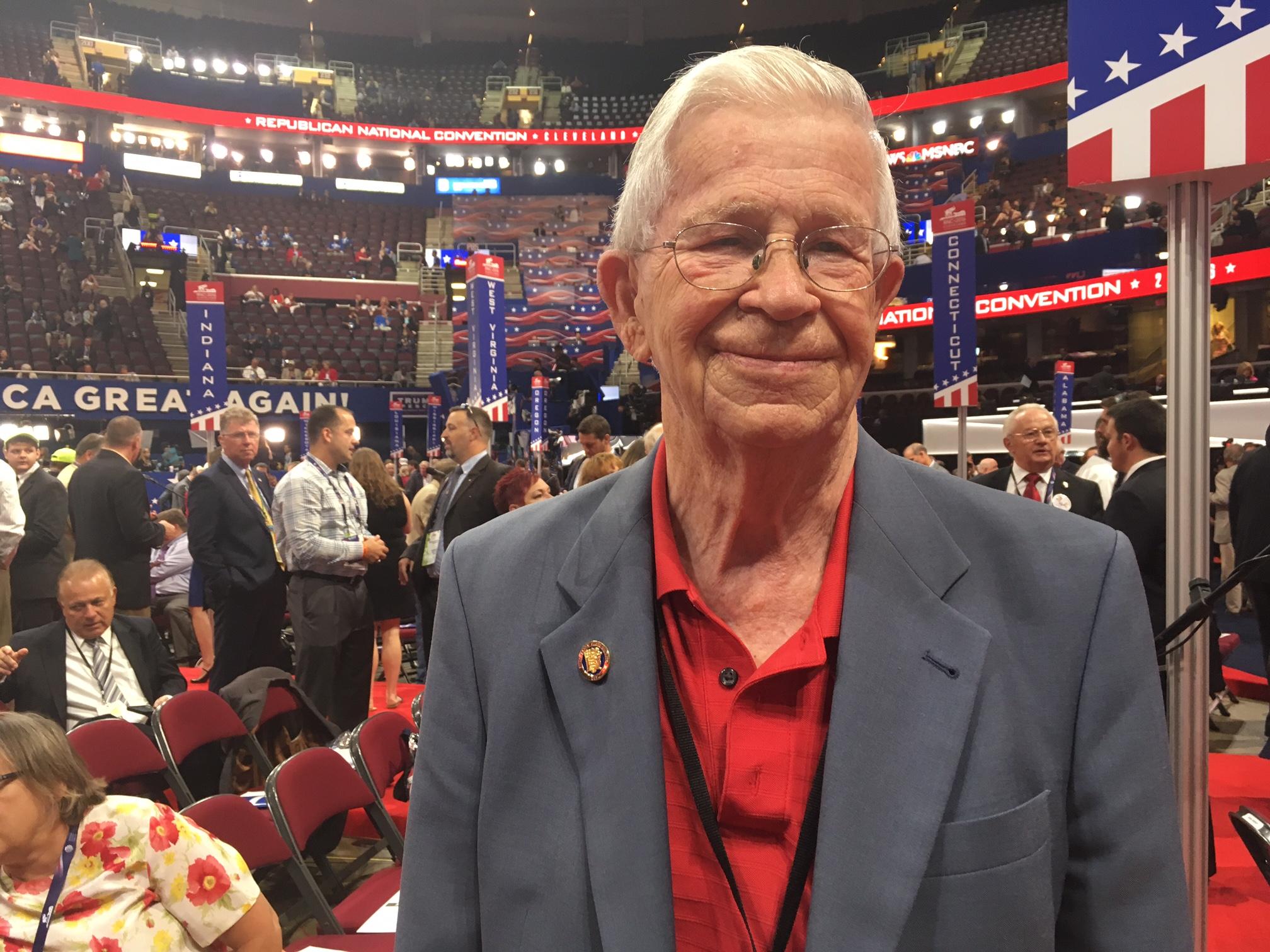 State Senator Sam Thompson.