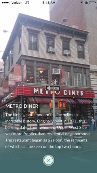 Metro Diner