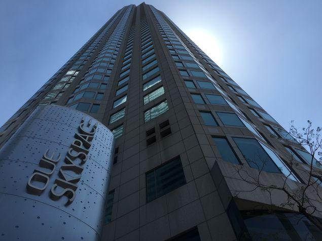 U.S. Bank Tower.