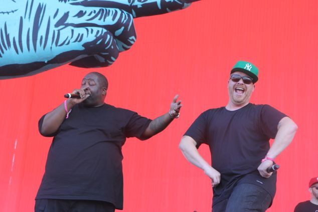 Run the Jewels @ Panorama Day 3