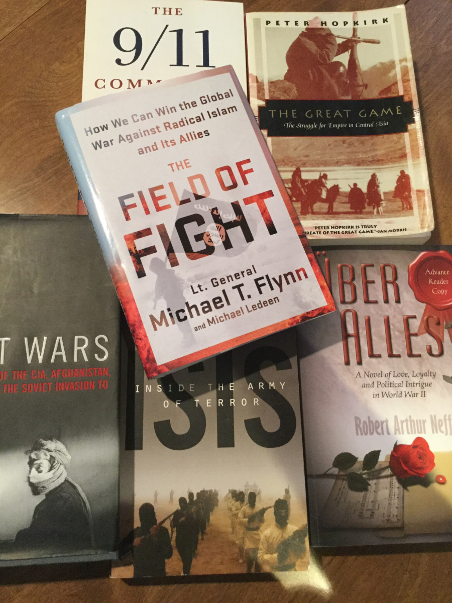 The Field of Fight by Michael T. Flynn and Michael Ledeen
