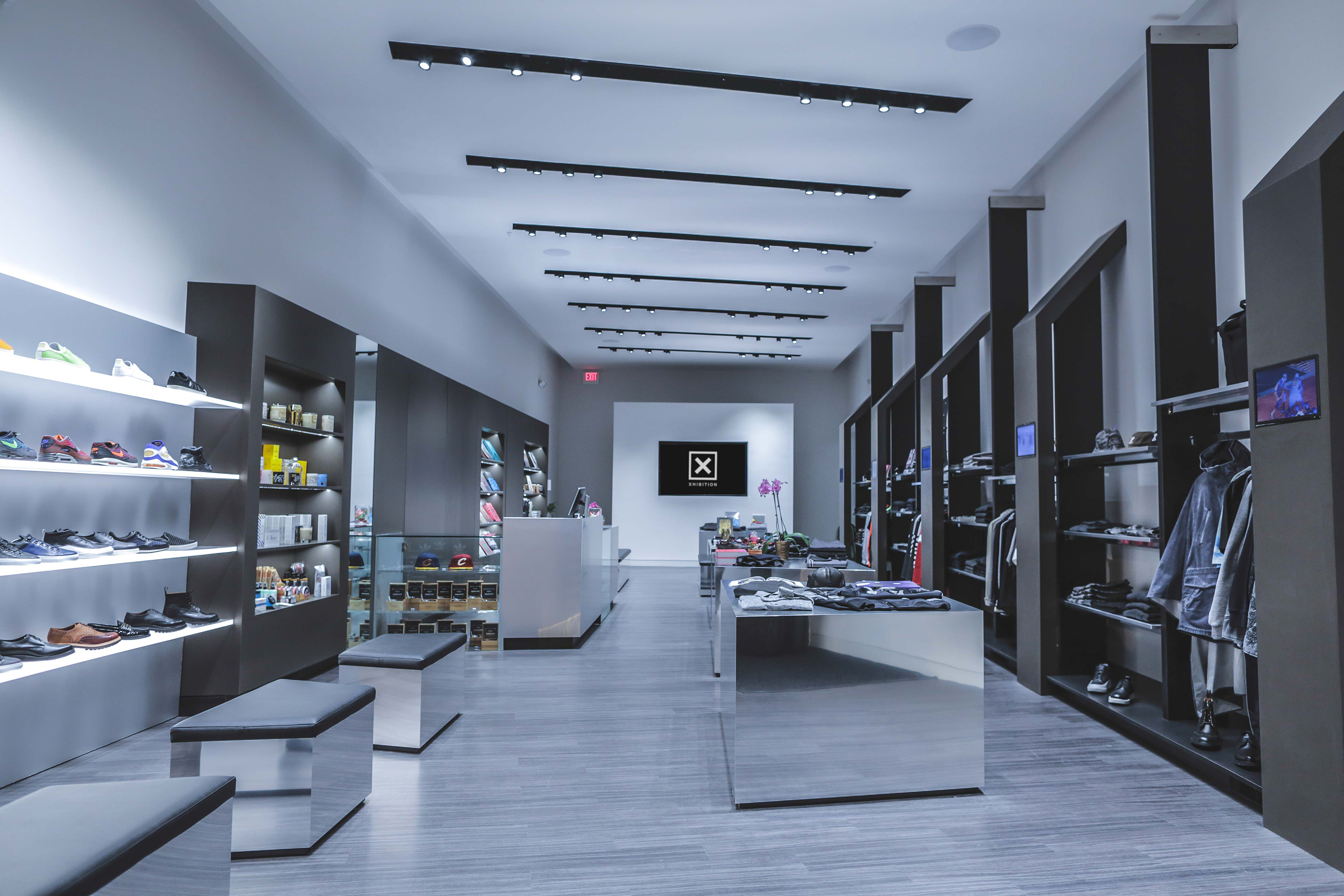 This shop is every sneakerhead's dream.