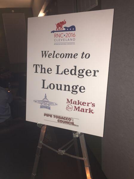 The Ledger Lounge