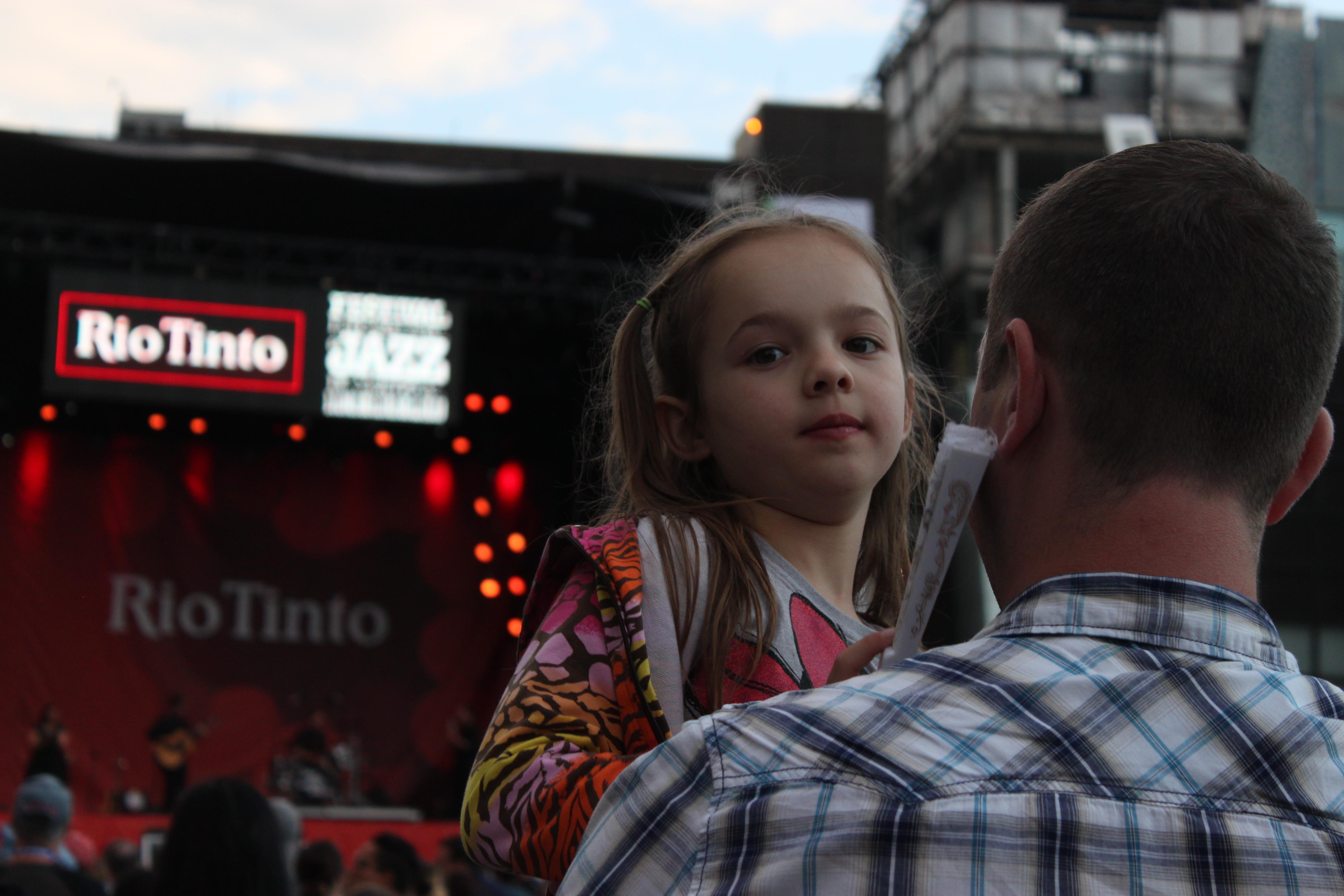 The festival is a decidedly family-friendly affair