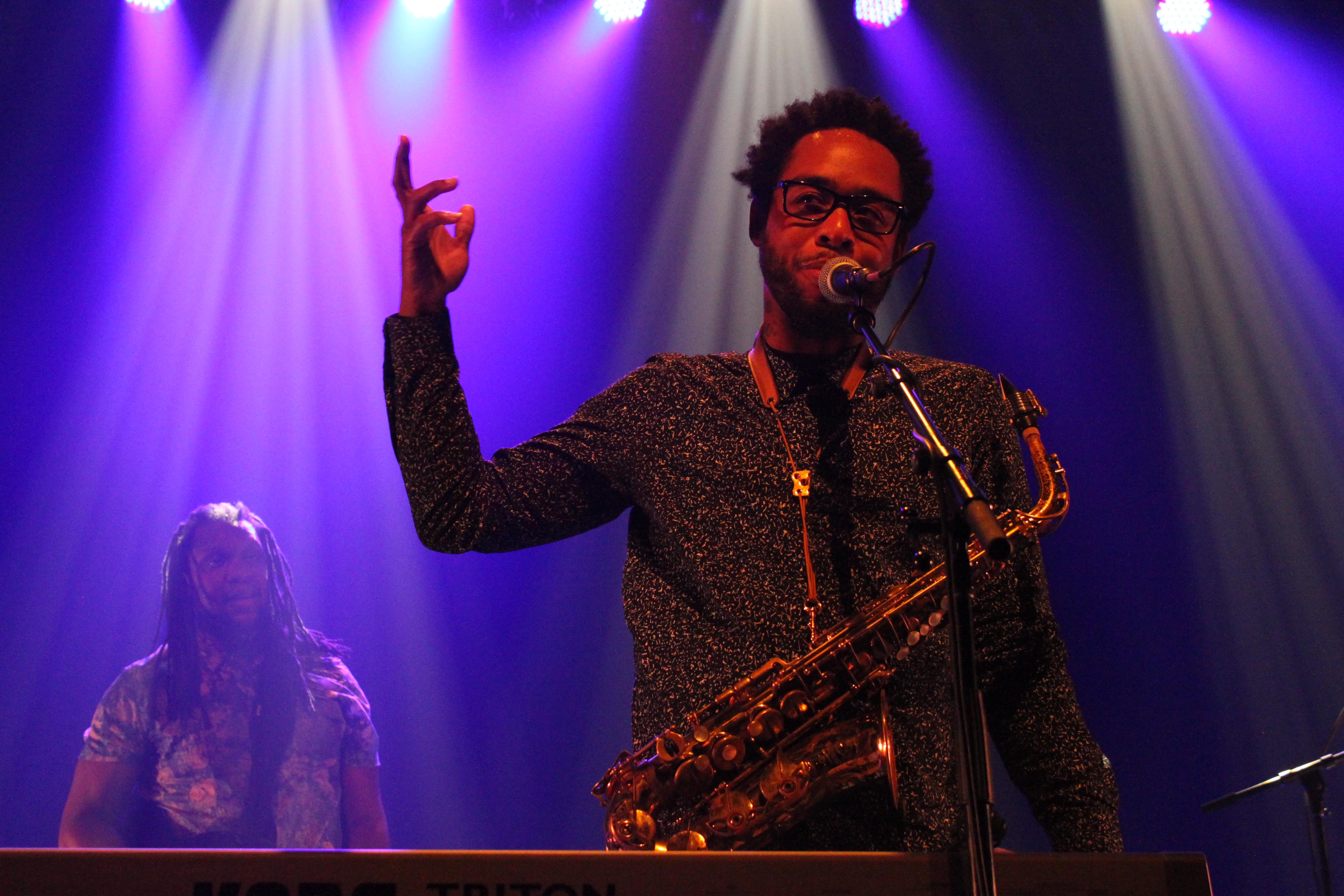 Terrace Martin: Saxophonist, Keyboardist, Storyteller