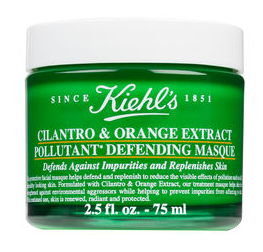 Sleep in this Kiehl's mask for optimum skin detoxifying.