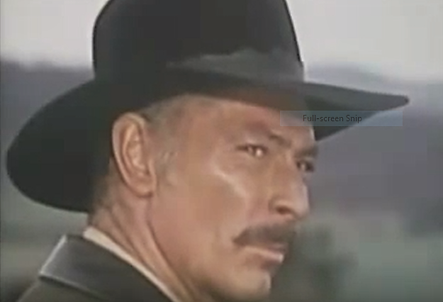 Somerville, New Jersey native Lee Van Cleef in a scene from Death Rides a Horse, a movie that today views like a cautionary tale about New Jersey politics.