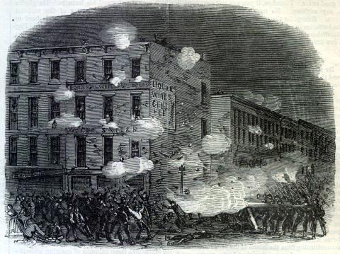 New York Draft Riots.