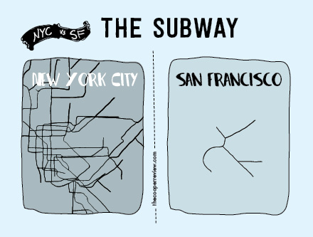 The subway