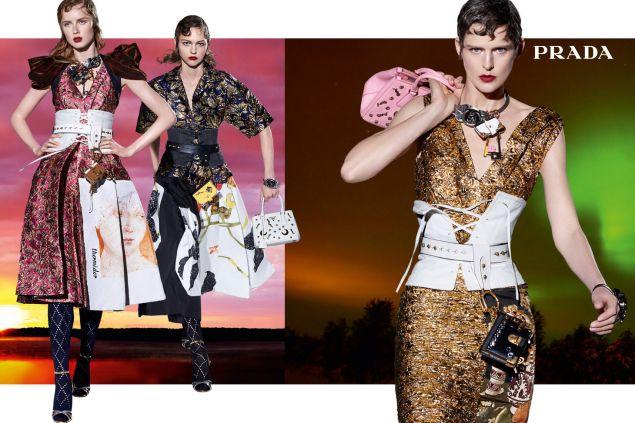 Prada's modern women