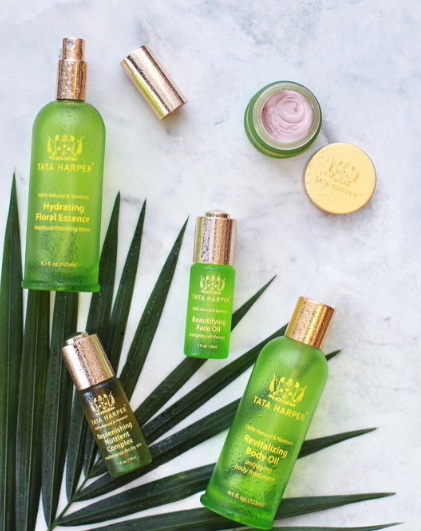 The Tata Harper Redefining Body Balm will leave your body feeling and looking like butter.