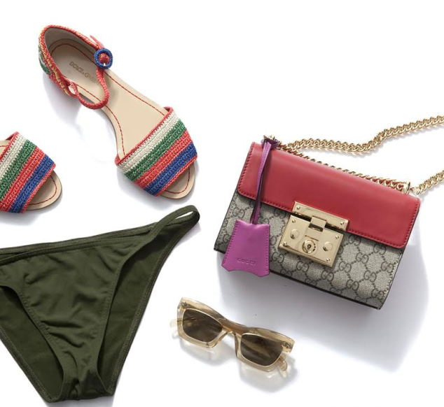 Summer goodies from Vestiaire