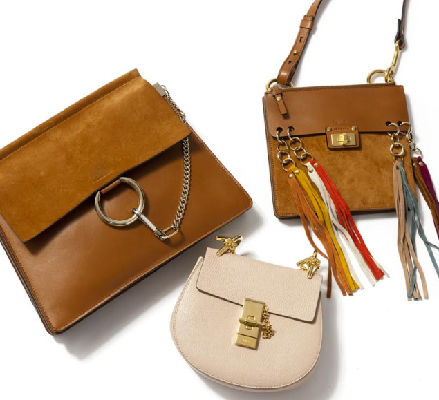 Chloé bags, so hot right now
