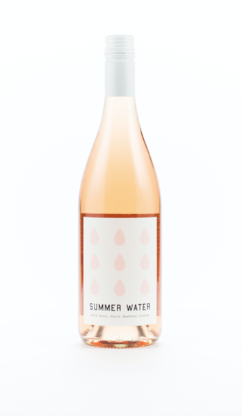 Yes Way Rosé 2015 Summer Water