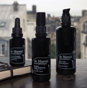 This deMamiel product was released only two weeks ago and is crafted to protect from the sun's UV rays.