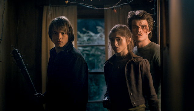 Missing kids and magic from Netflix's latest