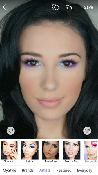 Using Perfect365 you can Catfish someone with your own photo.