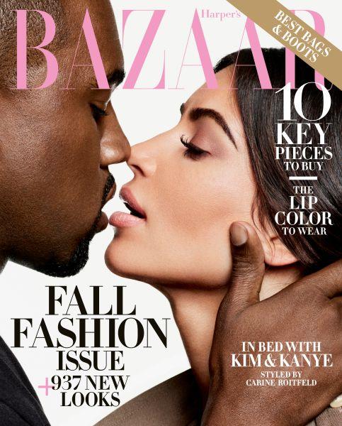 The Harper's Bazaar September cover