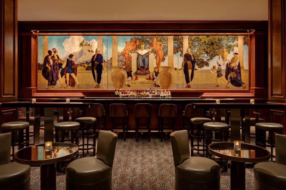 The St. Regis New York's King Cole Bar
