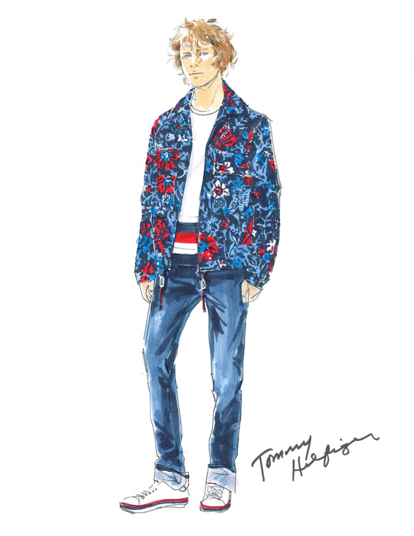 Tommy Hilfiger SS17 Inspiration