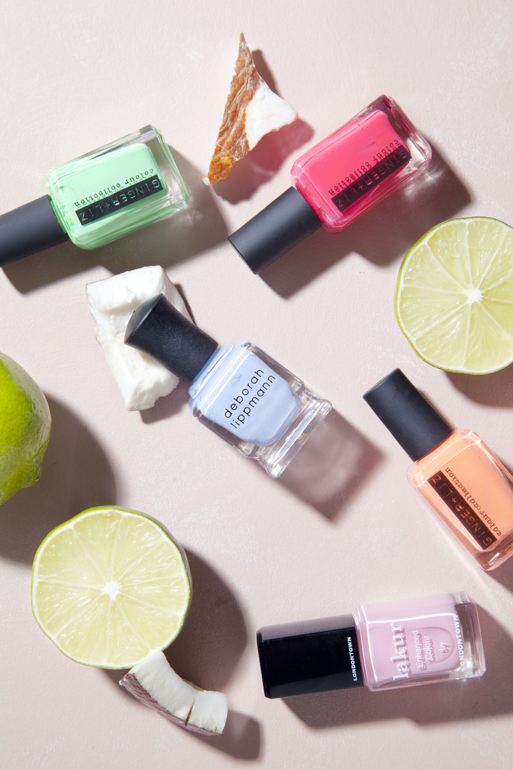 Van Court will be offering dry manicures.