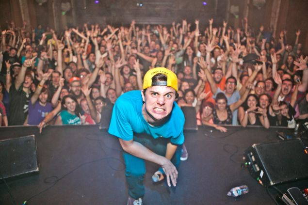 George Watsky rose to fame as a slam poet and YouTube star, but is reaching for new heights this summer with the release of a hip-hop album and an essay collection.