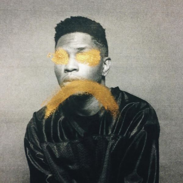 The cover art for Gallant's new album, Ology.