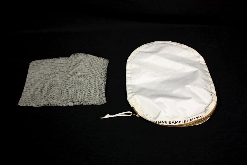 The Apollo 11 Lunar Sample Return Bag