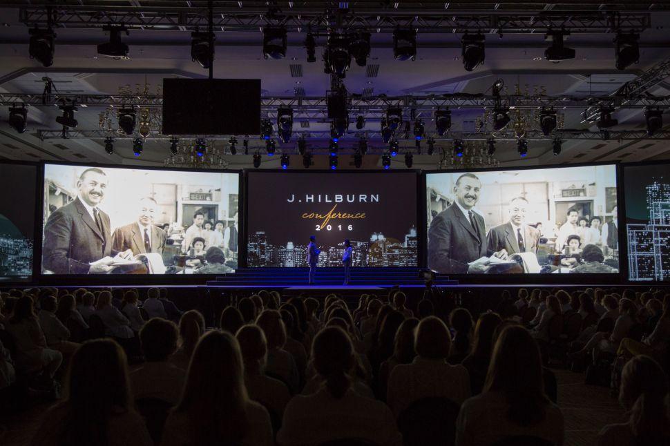 J. Hilburn's 2016 Conference in Dallas, Texas
