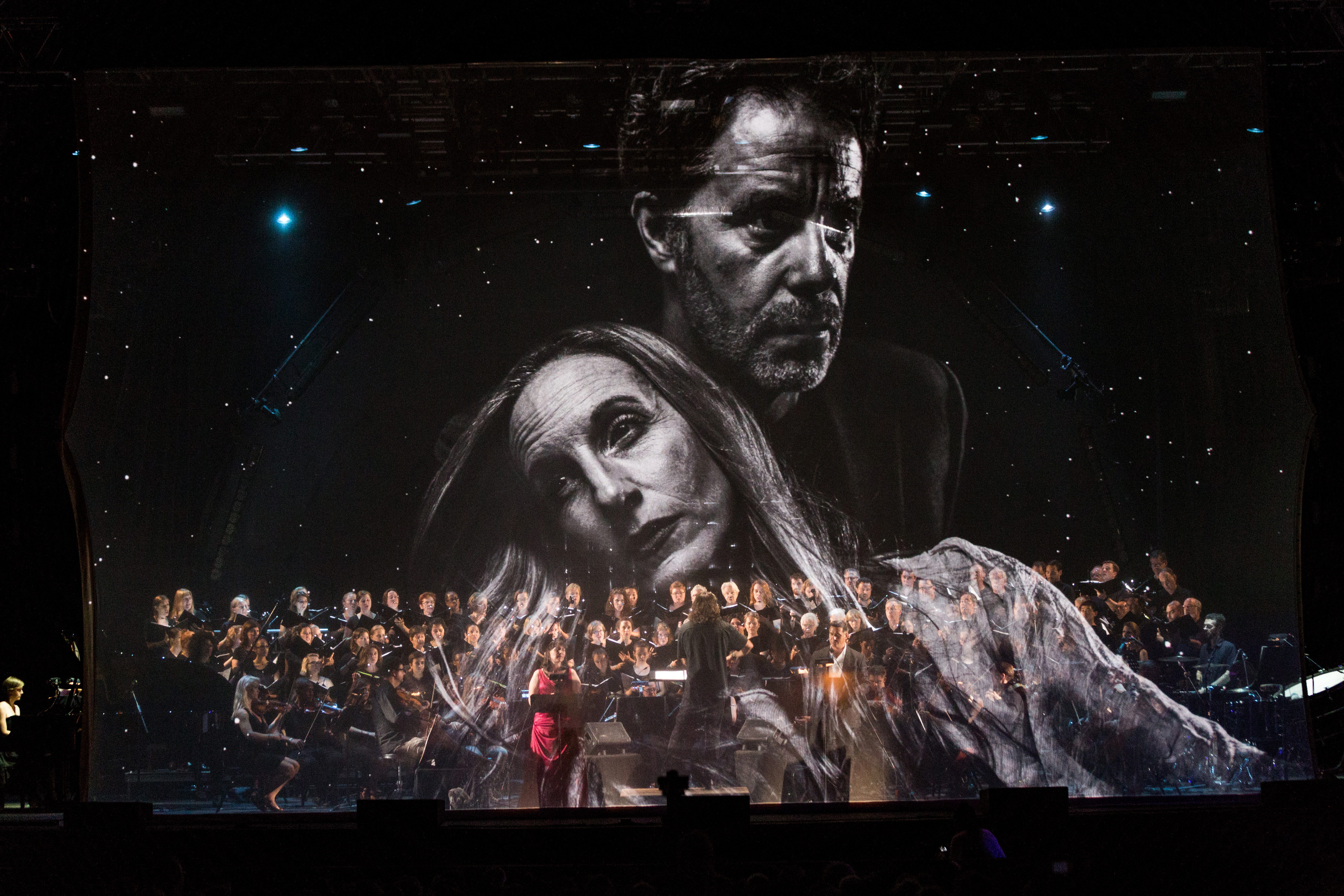 """""""The Hubble Cantata"""" premiered in Brooklyn on Aug 6th, 2016"""