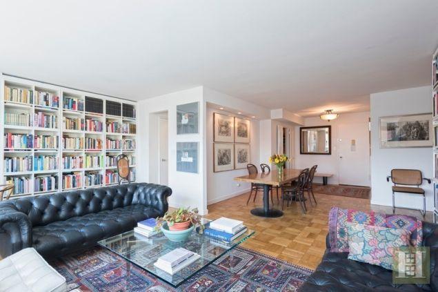Architect-designed bookshelves!