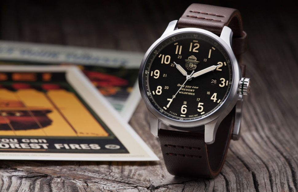 Smokey Bear for Filson
