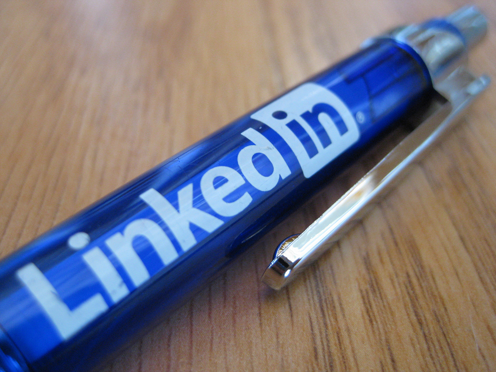 LinkedIn offers a huge opportunity to connect with a massive professional population. Don't limit yourself.