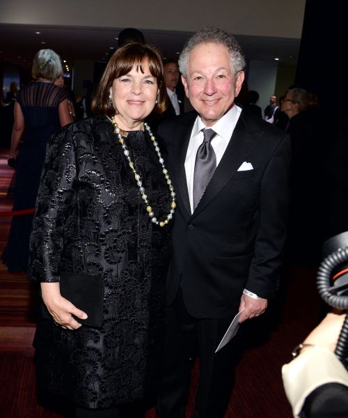 Ina and Jeffrey Garten can now cook up a storm on Park Avenue, too!