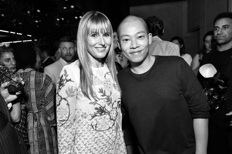 Amy Astley, Jason Wu