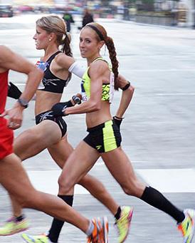 Sarah Cummings, Olympic Qualifier 2016 for Marathon Distance